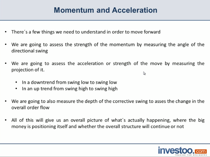 Momentum and Acceleration